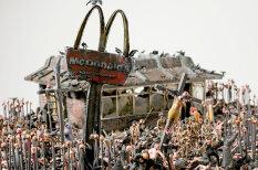Как выглядел бы McDonald's, если бы нацисты решили открыть его в Аду
