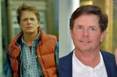 Kā 'Atpakaļ nākotnē' aktieru sejas mainījušās 30 gadu laikā