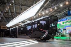 Российский Уралвагонзавод представил новый русский трамвай Russia One