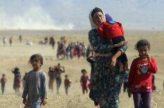 "Фотографии 2014 года: восход ""Исламского государства"""