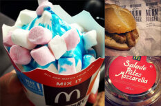 """22 блюда из """"Макдональдса"""", которые нельзя купить в Латвии"""