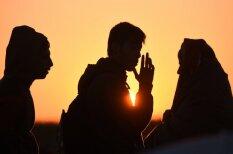 100 izteiksmīgas bildes, kas raksturo migrantu krīzi Eiropā