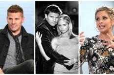 Atkarības, 'Playboy' un sānsolis: kas noticis ar 'Bafija pret vampīriem' zvaigznēm