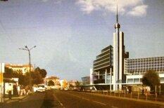 Cita Gaismas pils un Ulmaņa debesskrāpis - Rīga, kādu to nekad neredzēsim