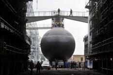 Krievija sagatavojusi jaunu zemūdeni Melnajai jūrai