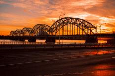 Мы любим Латвию, а это наши прекрасные закаты! 16 лучших фотографий читателей Tchk.lv