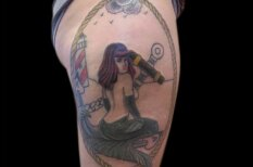 Daži reti neglīti un klišejiski tetovējumi