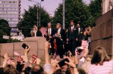 От Кеннеди до Обамы: президенты США в странах Балтии