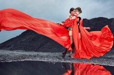 Jutekliska daile: 'Amoralle' prezentē jauno kolekciju