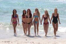 Izgudrots pasaulē pirmais 'viedais bikini', kas neļauj apdegt