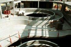 Архивные фото: как аквапарк Līvu выглядел перед своим открытием 12 лет назад