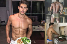23 горячих парня там, где им самое место — на кухне