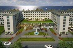 Bijušais nacistu atpūtas komplekss kļuvis par smalkiem apartamentiem