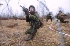 """ВИДЕО(20): """"Вежливым людям"""" тут не рады - учения в Латвии глазами американских солдат"""