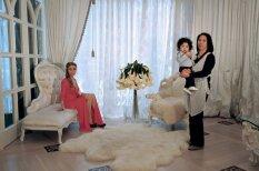 Бояре и холопы. Фантастически крутая серия фото раскрывает тему хозяев и слуг в России