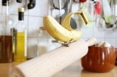 Вот чем на кухне занимаются овощи и фрукты-экстремалы, когда их никто не видит