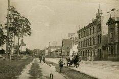 Люди направо, сосны налево. Как выглядел рижский район Агенскалнс в начале ХХ века
