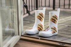 'McDonald's' laiž klajā savu apģērbu līniju ar burgeru attēliem