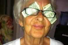 Sociālo tīklu zvaigzne – 86 gadus veca tantiņa draiskule