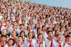 20 фото из Северной Кореи, заставляющие вспомнить ужасное советское детство