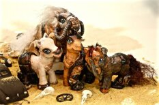 """""""Потому что я монстр"""": из игрушек My Little Pony сделали героев """"Безумного Макса"""""""