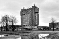 Pēckara arhitektūra Latvijā