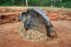 Septiņi lielākie meteorīti, kas atrasti uz mūsu planētas