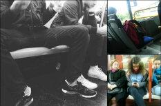 13 мерзких видов пассажиров, которые водятся в рижском транспорте (и что с ними делать)