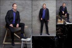 Вице-мэр Риги Андрис Америкс снялся в рекламе модного столичного бутика
