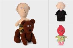 """Полит-игрушки для взрослых: личный карманный Путин, взяточник """"Жора с ушами"""" и другие"""