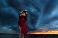 Сногсшибательные фотографии, сделанные за мгновения до бури на Мангальсале