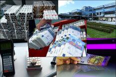 Денежки счет любят. 70 фото из деньгохранилища Банка Латвии, и на них показано ВСЁ!