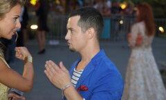 Новая волна 2014: День второй - Киркоров в красном, декольте и конкурсанты