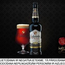 Lielvārdes Tumšais alus