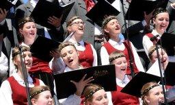 Dziesmu un deju svētku lieluzvedumu veidos teju 800 kolektīvi; svētkus atklās ar konkursu 'Koru kari'