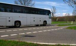 Pērn sarucis reģionālo maršrutu autobusos pārvadāto pasažieru skaits