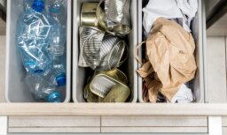 В Литве передано в суд дело о фиктивном вывозе отходов в Латвию