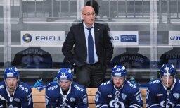 Karsuma pārstāvētajai Maskavas 'Dinamo' būs jauns galvenais treneris