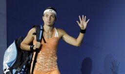 Sevastova WTA rangā atgūst Latvijas pirmās raketes godu un sasniedz jaunu rekordu