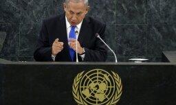 Нетаньяху обвинил ЕС в двойных стандартах из-за их позиции по Иерусалиму