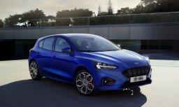 'Ford' prezentējis jaunās paaudzes 'Focus' modeli