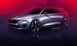 Ar 'Škoda Vision RS' prototipu autoražotājs ieskicē savus turpmākos sportiskos modeļus