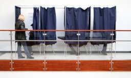 Жителям Латвии позволят менять участок для голосования на неделю позже, чем сейчас