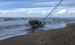 В Балтийском море потерпела крушение яхта, погибли капитан и его сын
