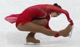 Daiļslidotājai Kučvaļskai 21.vieta pasaules čempionāta īsajā programmā