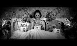 Noklausies! Aktrišu trio 'Saldais' publicē jaunu dziesmu