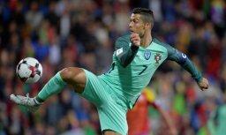 'Juventus' galvenais treneris: Ronaldu iegāde mums dod papildus iespējas uzvarēt Čempionu līgā