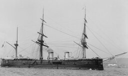 """Есть ли золото на борту найденного на дне моря крейсера """"Дмитрий Донской""""?"""