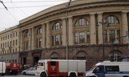 Исламисты взяли ответственность за взрыв в Петербурге