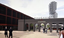 """ФОТО: Каким видят стадион """"Даугава"""" два претендента на реконструкцию"""